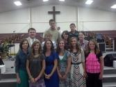 NHBC Youth at Power Of 2 Youth Camp